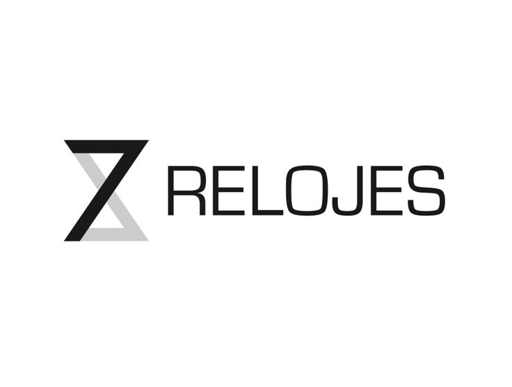 Logotipo diseñado para un relojería de Valencia, Factoryfy pone en hora tu negocio con un cuidado y exquisito diseño