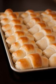 These are SO good! May just be the only dinner roll recipe you'll ever need.