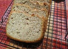Gluten Free Oat Bread Machine Recipe with GF Setting - Turned out amazing! Great for sandwiches. http://glutenfreerecipebox.com/gluten-free-oat-bread-machine-recipe-gf-setting/ #glutenfree #glutenfreerecipes