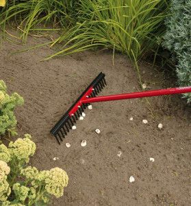 The Drainage Products Store - Wolverine 18� Wide Steel Landscape Rake, $51.00 (http://stores.drainageproducts.us/wolverine-18-wide-steel-landscape-rake/)