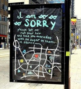 When we do something wrong, we need to know how to say that we're sorry