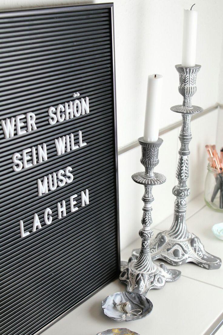 Wer schön sein will, muss lachen | Schöner Spruch fürs Letterboard | Sprüche…  #lachen #letterboard #schon #schoner #spruch