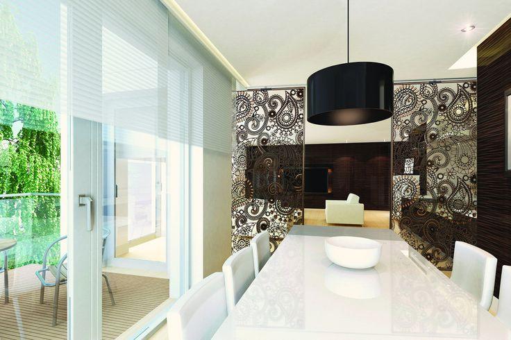 Tableaux Decorative Grilles Residential Media Center