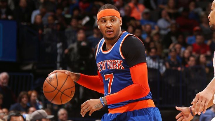 Sources: Knicks, Rockets working on Carmelo Anthony trade scenarios - ESPN