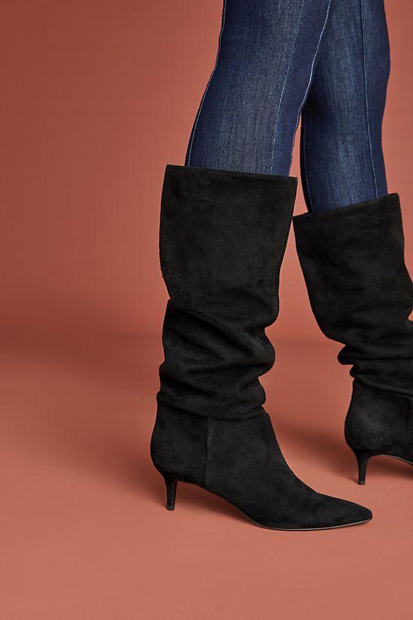 4e5c38c7cf34 Slide View  2  Steve Madden Kirby Kitten-Heeled Tall Boots