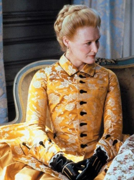 DANGEROUS LIAISONS :great movie! One of my all time favorites.