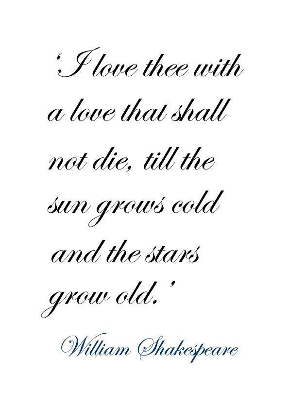 Delightful 21 Unique Short Tattoo Quotes For Women. Shakespeare Love ...