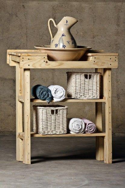 Fotos de muebles de madera reciclados muchas ideas parte for Cosas con madera reciclada
