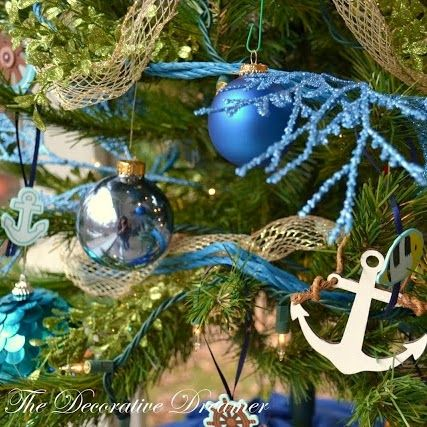 ideas about nautical christmas on pinterest