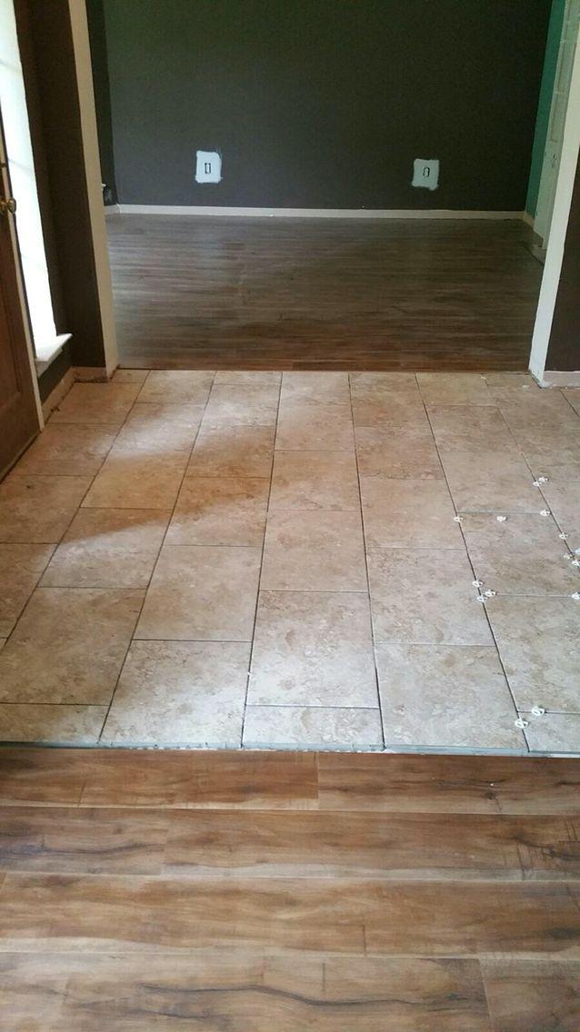 Laminate Flooring Travertine Look, Brick Laminate Flooring