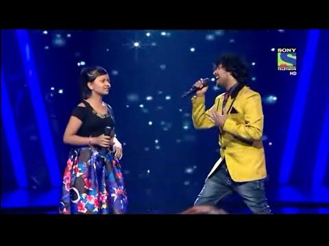 Indian idol junior 2015- Lata ji tweets for Niharika(Sukoon Mila ) - YouTube