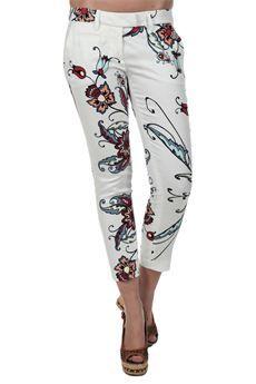 #Pantalone Aslan #Dondup #pants #moda #donna #woman #fashion #bforeshop #SS2015