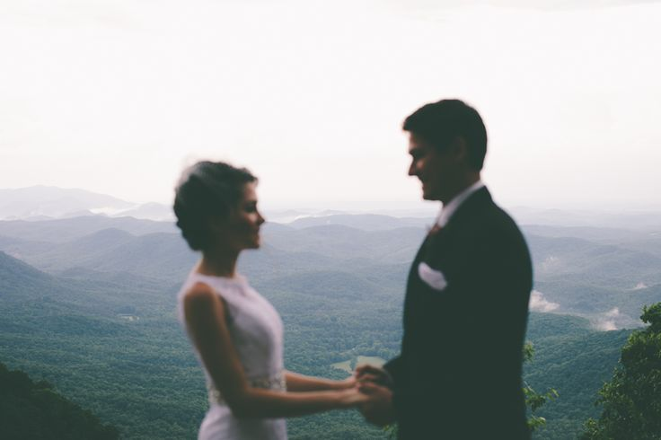 "pureblyss:  sterlinggraves:  romance: saying ""i do"" on top of a mountain.  more people should do this. most certainly."
