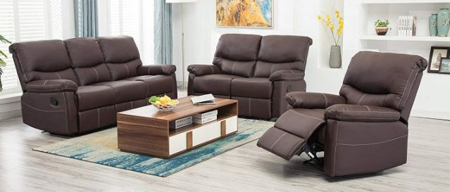 The 12 Best Leather Reclining Sofas Reviews In 2019 Bestguidepro Com Reclining Sofa Leather Reclining Sofa Sofa Review