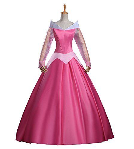 Disney Dornröschen Aurora Kleid ca 112€   Kostüm-Idee zu Karneval, Halloween & Fasching