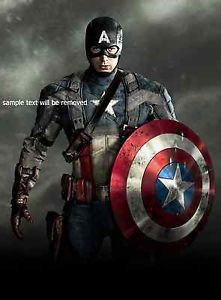 THE-AVENGERS-iron-man-hulk-A4-POSTER-PRINT-ART-CAPTAIN-AMERICA-SPIDERMAN
