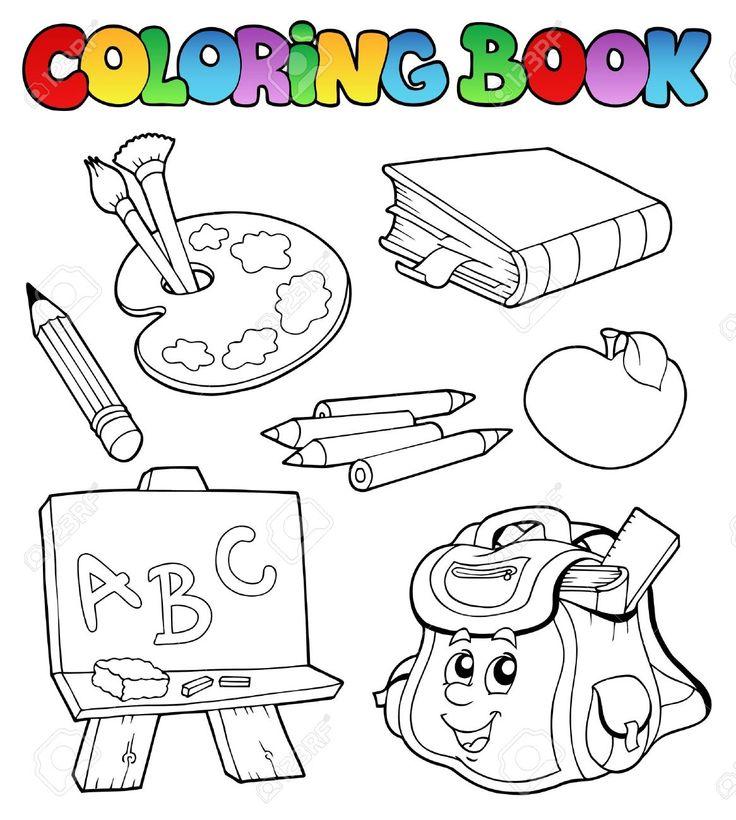 Dibujos De Manny A La Obra Y Sus Herramientas Para Colorear En
