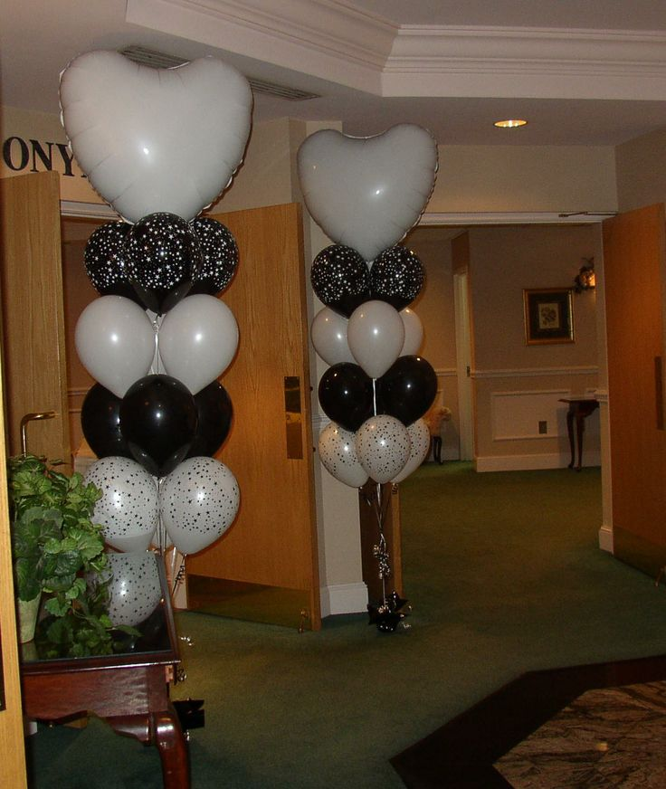 1000 images about balloon bouquets on pinterest balloon for Balloon decoration ideas for quinceaneras