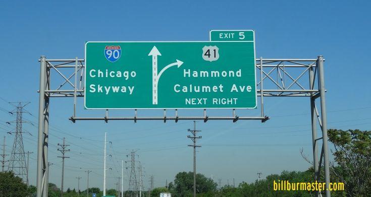 Interstate 90, Indiana