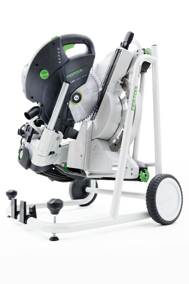 Festool Kapex KS 120 Sliding Compound Miter Saw  Waaaant !
