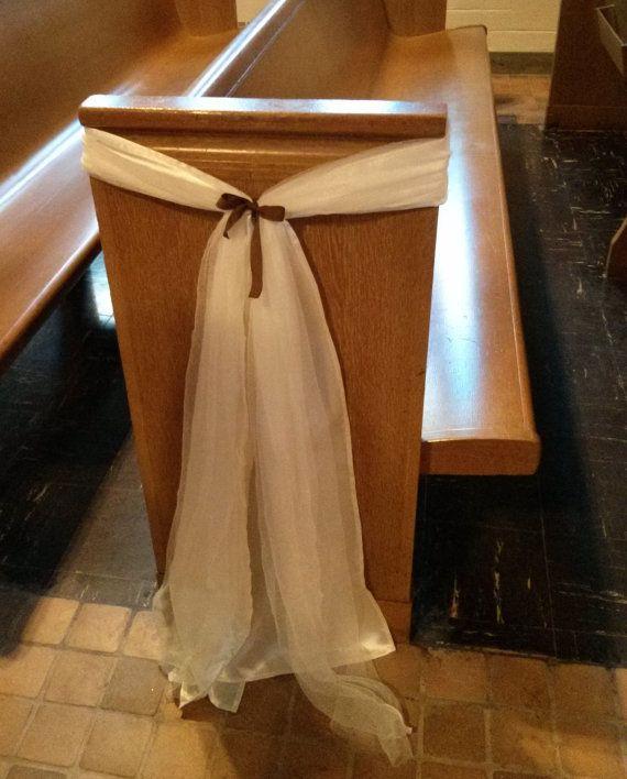 Wedding Pew Decoration Ideas: Best 25+ Church Pew Decorations Ideas On Pinterest