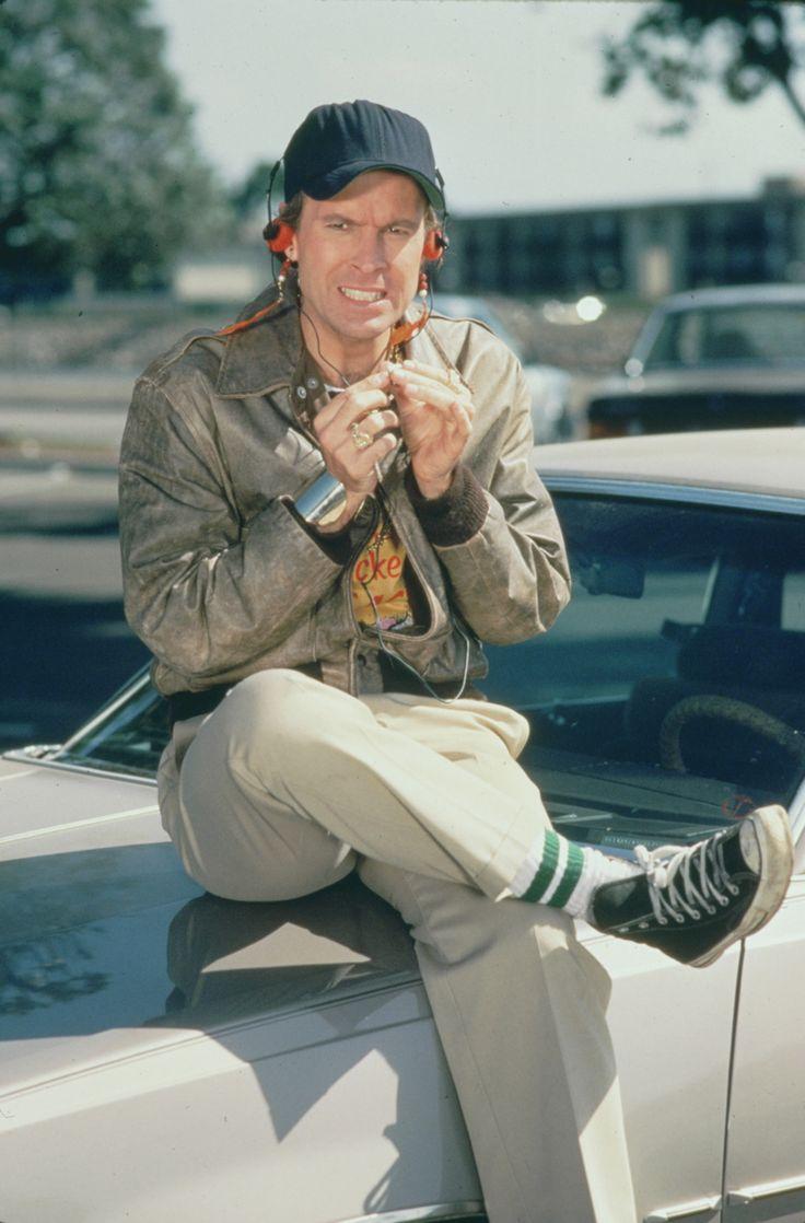 Dwight Schultz.