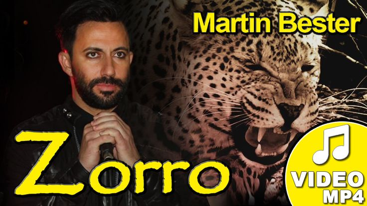 BUY the song - Zorro! Now available on #leopardtv! Written by Machiel Roets, produced by App Leopard.tv, and sung by Martin Bester #shayamanzi  #TBT