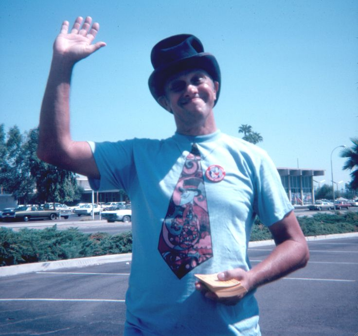Ladmo At Los Arcos Mall, Labor Day 1977