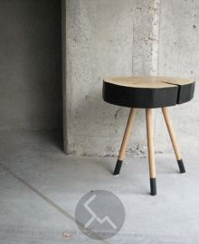Stolik kawowy / coffee table #wood #atelio #minimal #studio #handmade #meble #sklep #online #furniture