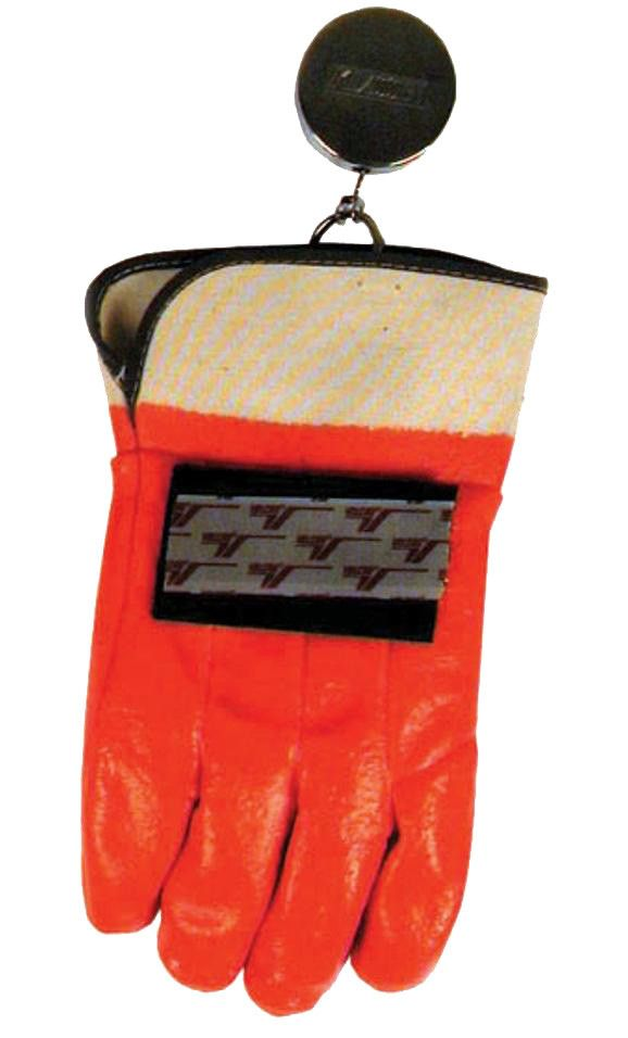 Propane Handling Safety Gloves & Retractable String IWI 70-1030