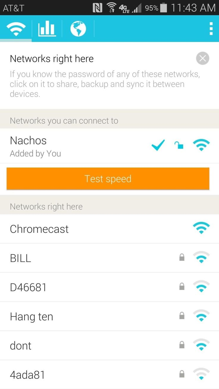 Free wifi hotspot app for android dengan gambar