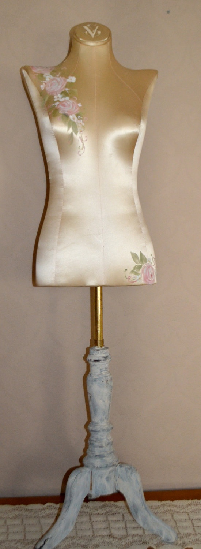 Vintage Victoria Secret store dress form