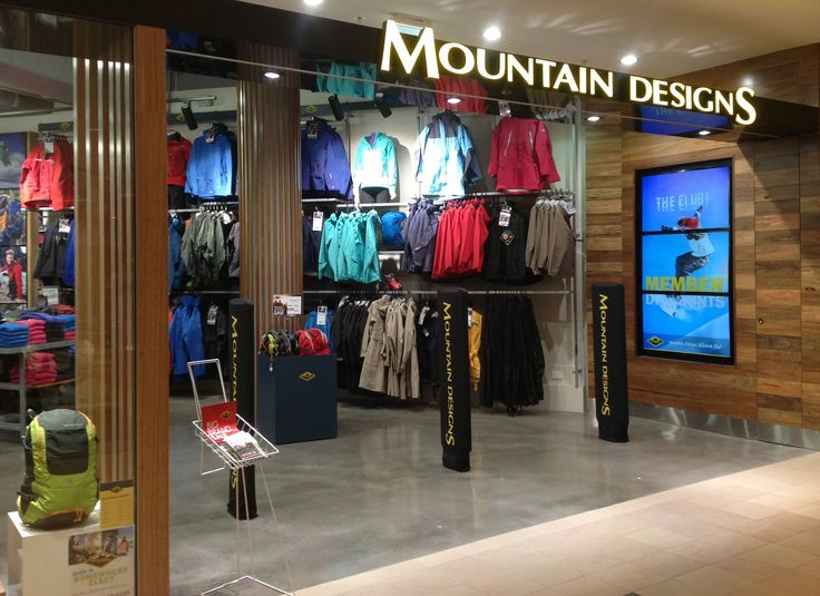 A Fit out Story: 13 years and 50 + stores #retail #shopfitting #store #design https://www.sishop.com.au/blog/your-stores-story-2/your-stores-story-mountain-designs-fit-out-by-barrett-shopfitting-australia/