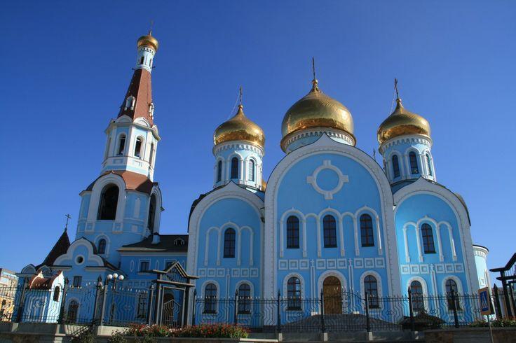 Orthodox Church, Chita, Russia