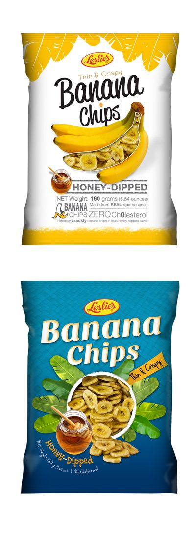 banana chips package - photo #5