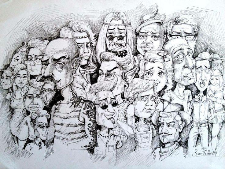 karakterler