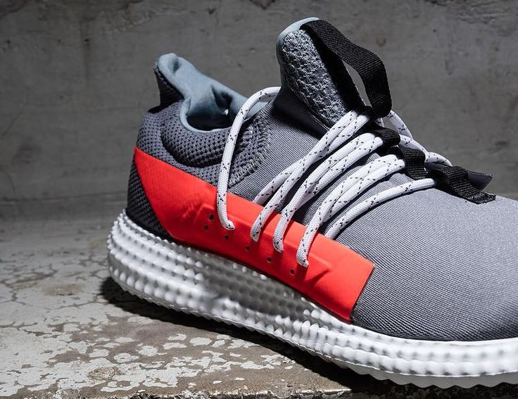 An unknown adidas Boost Sample has leaked moving the eyestays towards the  midsole and uses Boost technology.