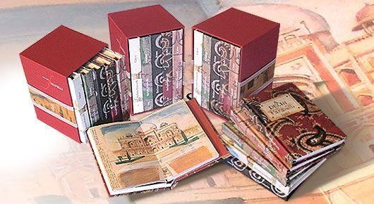 Cofanetto con 5 carnet di Stefano Faravelli