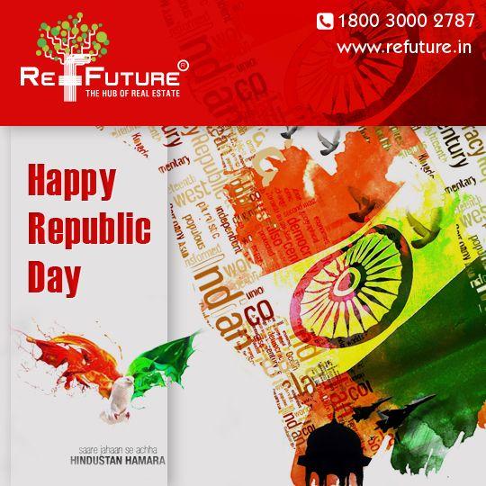 """RE-FUTURE : Wish U all Happy """" Republic Day """""""