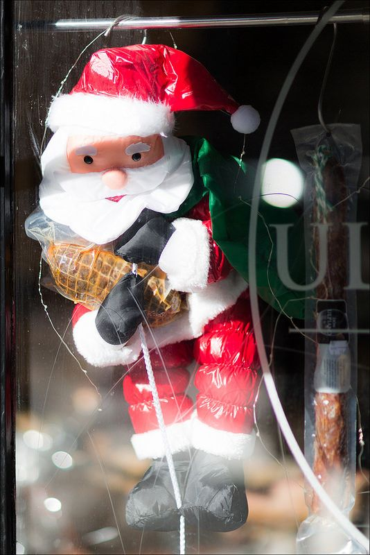 French Santa Claus #noel #santaclaus #foto #photo