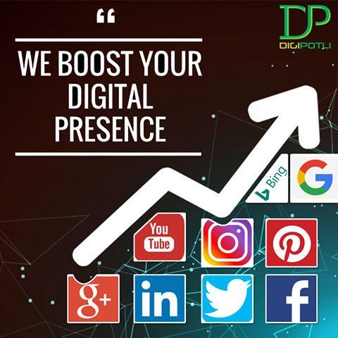 At #Digipotli our aim is to build up and enhance your #Digital presence.    #SearchEngineOptimization   #SocialMediaMarketing   #CalltoAction
