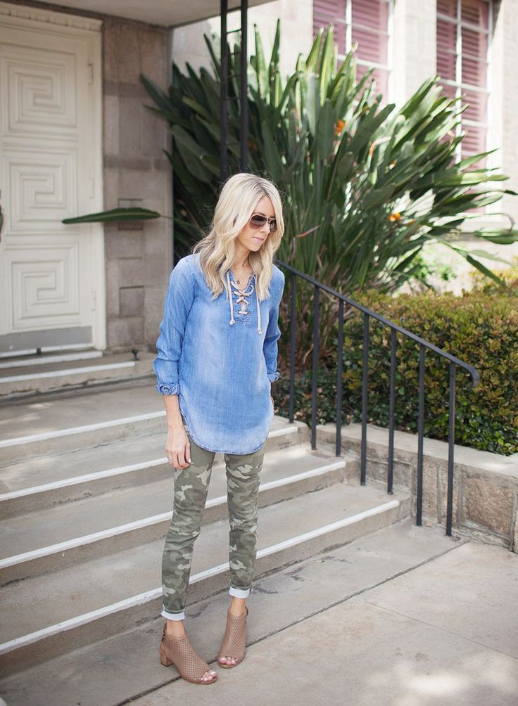 two transitional pieces for Spring - Kailee Wright