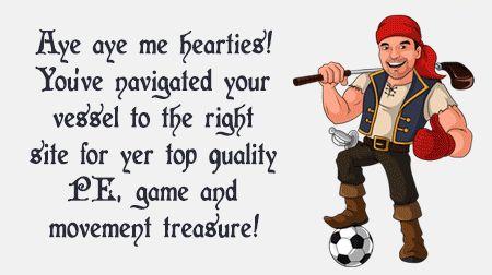 Quote design for Cap'n Pete's PE