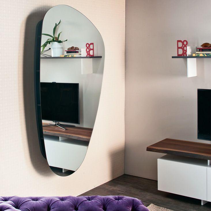 mirror _ cattelan italia _ lens