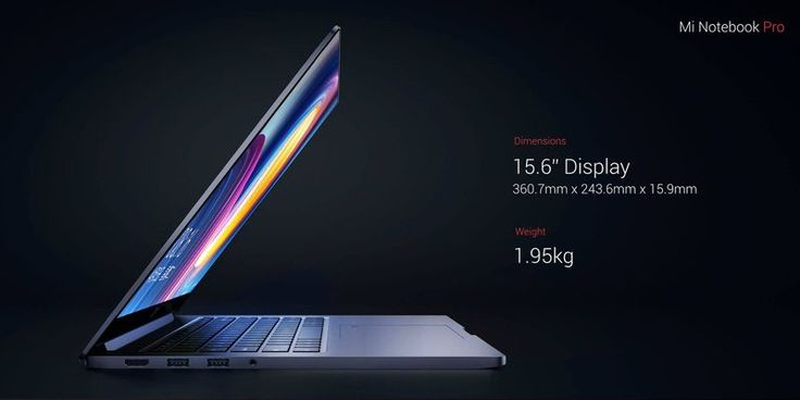 Xiaomi's latest laptop targets Apple's MacBook Pro - The Verge