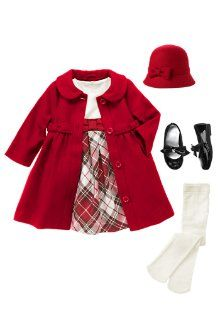 Bow Coat | Holidays, Christmas outfits and Babies