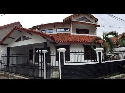 Dijual Rumah Bagus 2 Lt SHM di Komplek BDN Jatiwaringin Pondok Gede Bekasi