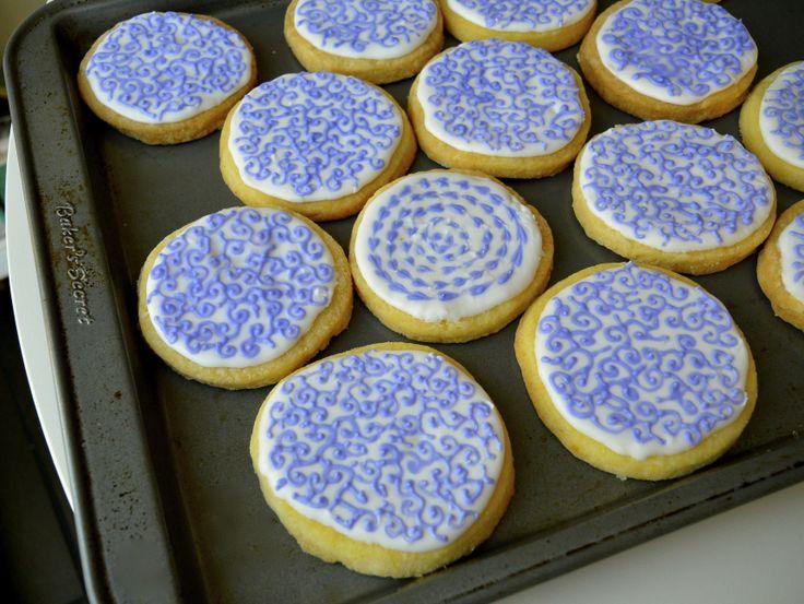 Decorated Sugar Cookies #bellesbybella #sugarcookies