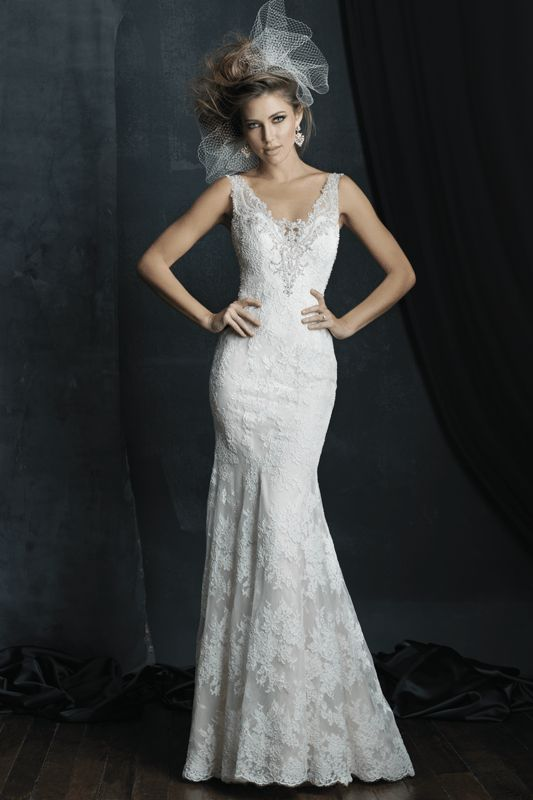 C381 Allure Couture Bridal Gown