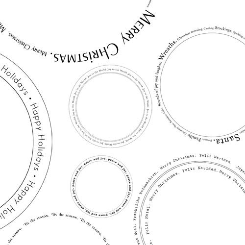 tags: Christmas Tag, Ideas Fun Ideas, Daily Ideas Fun, Circles Printable
